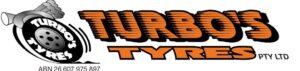 Turbo Tyres 2021 logo